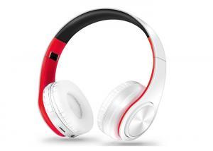China Foldable On Ear Bluetooth Headphones For TV , Bluetooth Overhead Headphones on sale