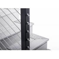 Best selling Wire decking balustrade with stainless steel balustrade