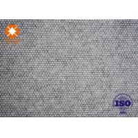 China Custom Size Flexible PVC Dots Non Woven Industrial Felt Fabric For Carpet Base on sale