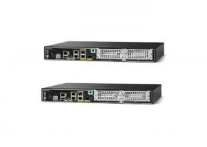 China Modular / 1U Cisco ISR Router For Enterprise 4300 Series ISR4321-V/K9 on sale