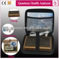 Suicase Full Body Comosition Quantum Resonance Magnetic Analyzer