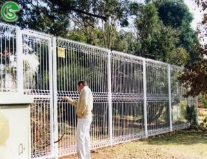 China Rolled top BRC welded wire mesh fence malaysia for or protection and decoration on sale