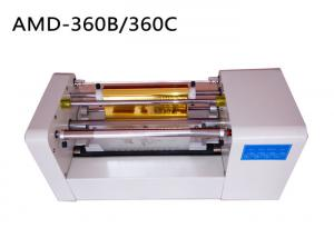 China 350mm Automatic position Heat Press Gold Foil Machine With CE Certification Multi Color Available on sale