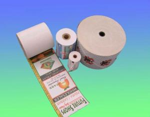 China High brightness Cash Printer Paper Rolls on sale