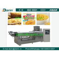 China delicious multifunctional good performance corn flakes/breakfast cereal processing line on sale