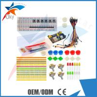 China 830 Points Arduino Starters Kit Electronic Components 03 Power Supply Module 4 Rotary Potentiomete on sale