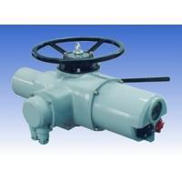 Electric modulating actuator SND-Z5--40 for gate valves, globe valves, ball valves