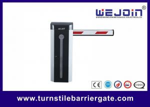 China Electric Car Auto Barrier Gate System , Traffic Barrier Gate 3/6 Second Speed on sale