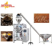 Auto Form Fill Seal Coffee Packaging Machine For Coffee / Creamer / Cocoa Powder