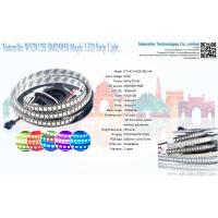 China WS2812B SMD5050 Led Flexible Strip Lights Magic Color LED Strip Light For Club , KTV on sale
