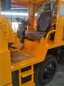 China 12T Articulated 4wd Underground Mining Trucks With DEUTZ Diesel Engine on sale