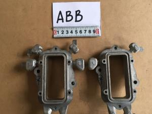 China robot accurate Various type Aluminum Machined Parts Customized Design on sale
