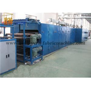 China Circulación terma no por completo tejida del aceite caliente de la máquina de vinculación del cojín de fregado automática on sale