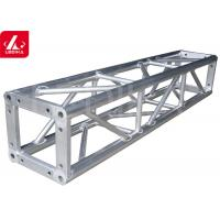 China 300mm  Bolt Aluminum Stage Lighting Truss Aluminum Square Truss For Truss System on sale