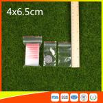 China Easy Storage Packing Ziplock  Bags 1-4 mil Thickness food grade and non-toxic wholesale