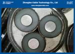 IEC60502-2 12/20 AL/XLPE/CTS/PVC Three Core Copper Tape Screened Aluminium Cable 3cx95sqmm