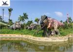 Lifesize Giant Colorful T Rex Lawn Ornament?For Game Center 110 V / 220A