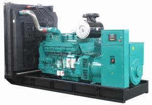 Quality Heavy Duty Diesel Power Generator , Standby Diesel Generator With IP23 for sale