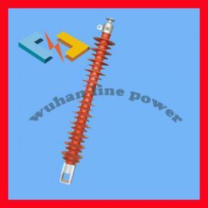 China Electric Transmission Line Cross Arm Insulator Composite 110kV 5kN FS-110/5 supplier