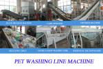 design different pet bottle flakes washing line PET Bottle Recycling Machine