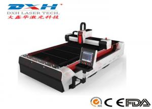 China Large Working Area CNC Laser Metal Cutting Machine 15-35ºC Working Temperature on sale