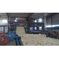 China Stone Wool Production Line With ENETEX Thermol Rock Wool Insulation Production on sale