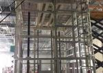 Prefabricated steel structure elevator shaft for high-rise buildings