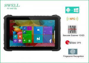 China 10Inch 128GB EMMC 10000mAh Rugged 3G Window10 Tablet Pc Cherry Trail Z8300 / Z8350 on sale