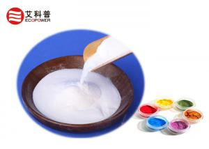 China Non Oxic Silica Matting Agent , SiO2 Powder High Oil Absorption Porous Microstructure on sale