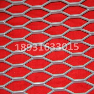 China Galvanized expanded metal mesh /Flattened expanded metal/expanded sheet metal on sale
