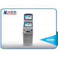 22 inch smart internet self service payment kiosk with Windows system