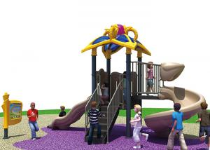 China EN1176 Standard KAI QI Playground , Daycare Outdoor Childrens Backyard Playground Equipment on sale