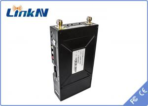 China CE Certified Middle Range High Definition 2W COFDM Transmitter for Fire Prevention on sale