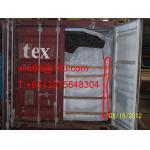 вкладыш контейнера для перевозки сыпучих грузов 20ft сплетенный PP для копры, легкий для того чтобы установить