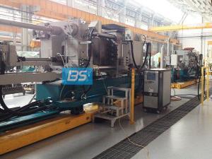 China 350℃ mould temperature control unit tcu for aluminum magnesium alloy die casting on sale