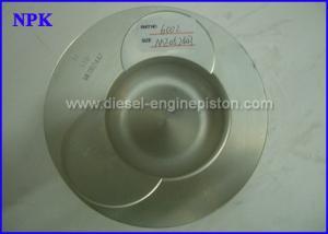 China Car Engine Piston Head Shapes ME052447 , Mitsubishi 6d22 Engine Parts on sale