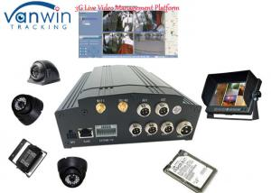 China H.264 8ch cctv tvt 3G Mobile DVR with WiFi Module support online gps navigation supplier