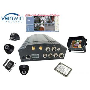 China H.264 8ch cctv tvt 3G Mobile DVR with WiFi Module support online gps navigation on sale