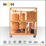 Portable Explosion Proof Lubricating Oil Purifier Mobile Type With Four Wheels