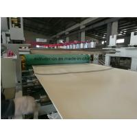 Recycle Material WPC Pvc Sheet Extrusion Line Celuka / Crust Foamed Board Production