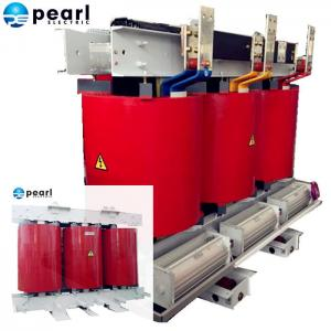 China 11kV - 2500kVA Dry Type Transformer Three Phase HV Coil With Epoxy Resin on sale