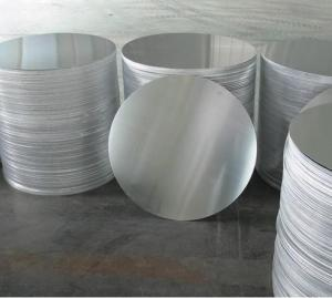 China Aluminium Circle for Anodizing on sale