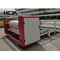 Garment Roll To Roll Heat Press Machine Sublimation With Oil Heating Roller