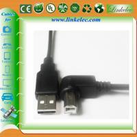 6FT ANGLE USB BM TO USB AM printer cable