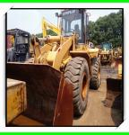 950F 950g Used Caterpillar Wheel Loader 2010 year 4500 hour CAT engine very good condition shanghai shiyi machinery ltd