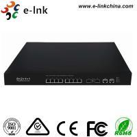 L2 Managed Ethernet POE Switch 8-Port 1G / 10G Base-T +  2 Port 10G SFP+