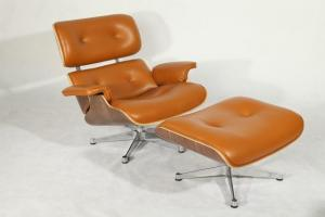 China Charles Eames Lounge Chair and ottoman DS302 on sale