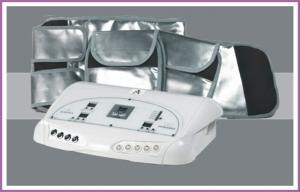 China 280W Portable Pressure Lymphatic Drainage Therapy Machine with Infrared + LCD Screen  on sale
