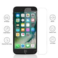 China 9H Full Tempered Glass Bubble Free Iphone Screen Protector Case Friendly on sale