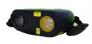 China Portable Laser Mobile Surveillance Camera With Penetrating Car Filmed Windows on sale